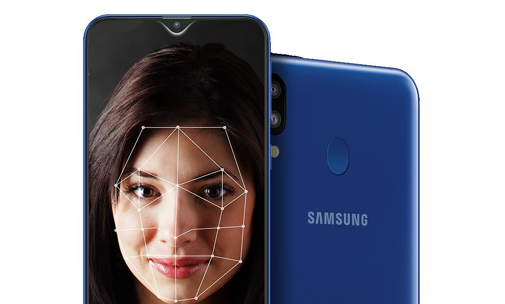 Обзор Samsung Galaxy A30_первопроходец серии А в 2019 году - разблокировка по лицу