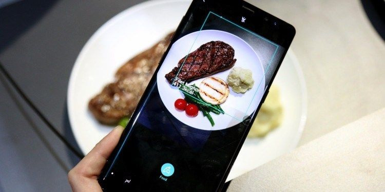 Обзор Samsung Galaxy A50_функциональная новинка 2019 года - bixby vision