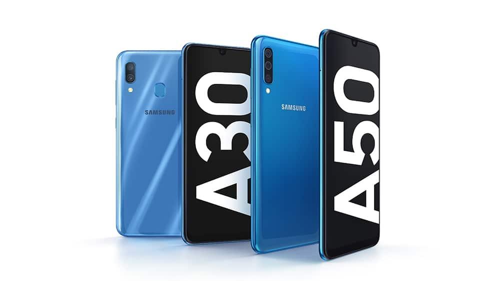 Обзор Samsung Galaxy A50_функциональная новинка 2019 года - два смартфона