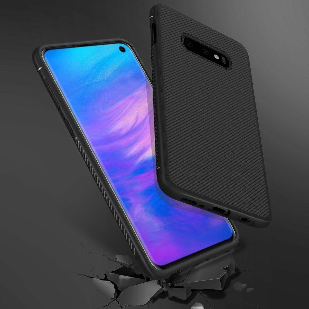 Обзор galaxy S10e_бюджетный флагман от Samsung - смартфон в чехле