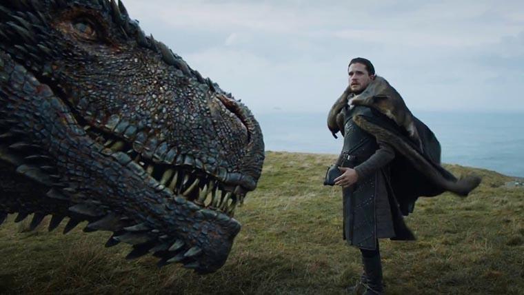 Погладь дракона