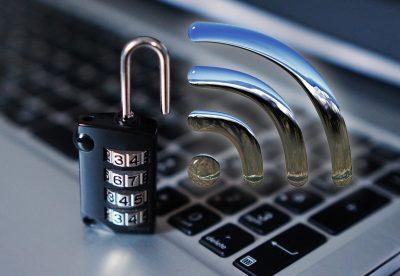 Поміняти пароль wifi