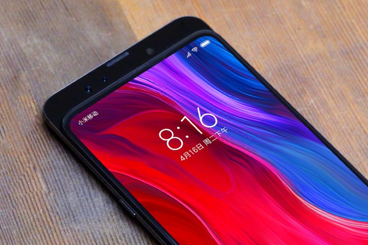 Слайдер нового поколения_ Xiaomi Mi Mix 3 - дисплей смартфона