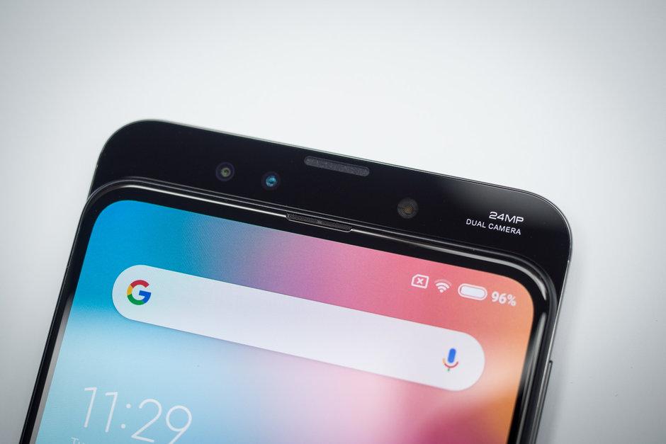 Слайдер нового поколения_ Xiaomi Mi Mix 3 - фронтальная камера смартфона