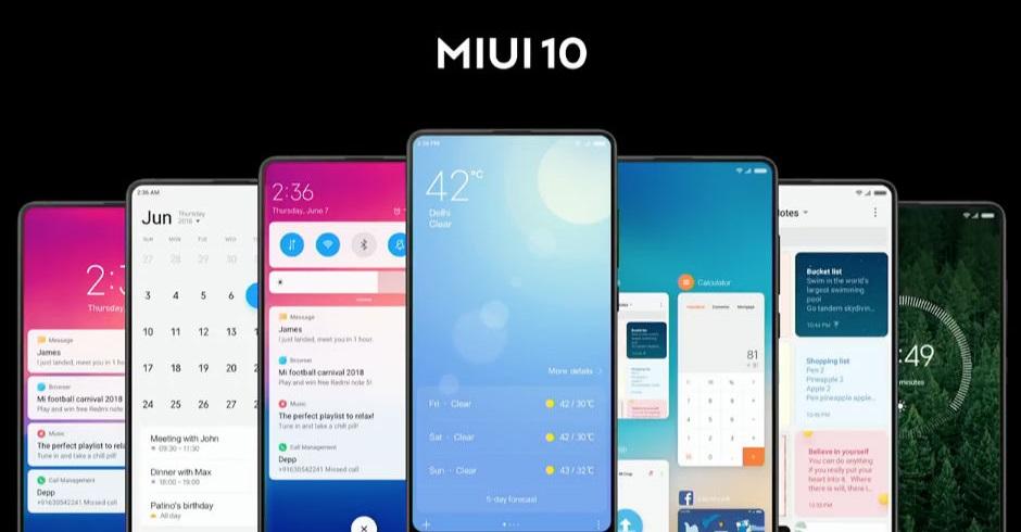 Слайдер нового поколения_ Xiaomi Mi Mix 3 - miui 10