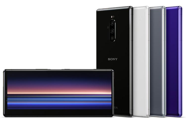 Sony Xperia 1-флагман