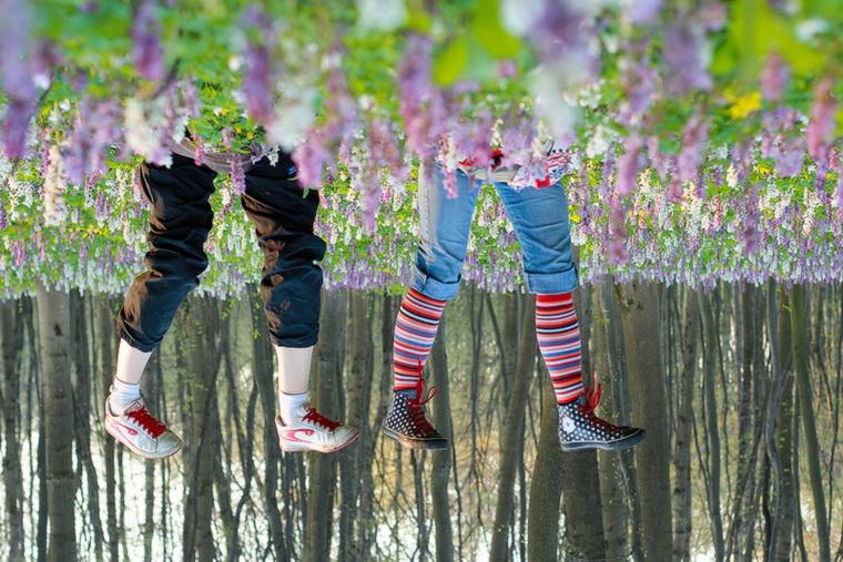 Весна-прогулки