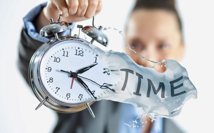Время-как вода