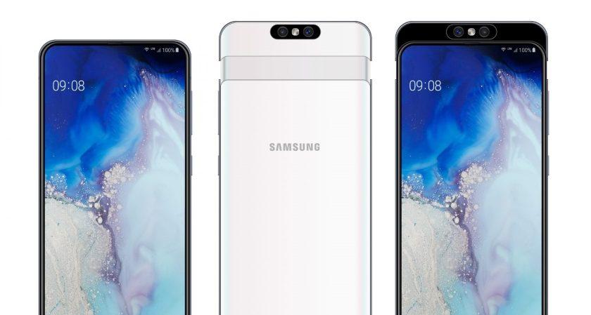 новый Samsung Galaxy A90 2