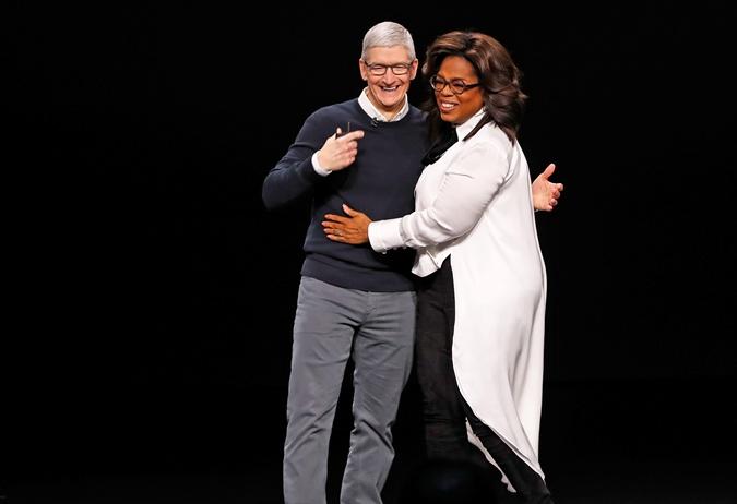 презентация Apple 3а
