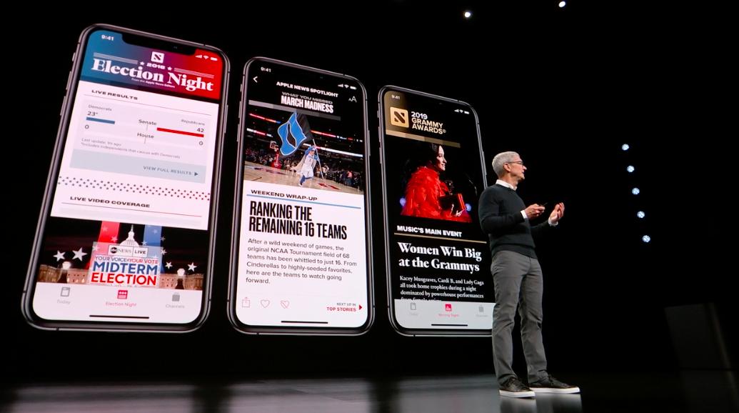 презентация Apple 5