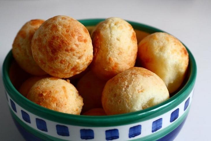 Бразильские шарики-из картофеля