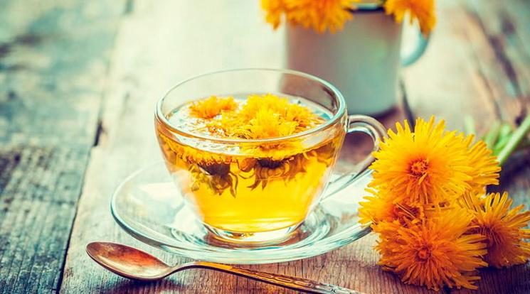 Чай из одуванчиков-простой рецепт