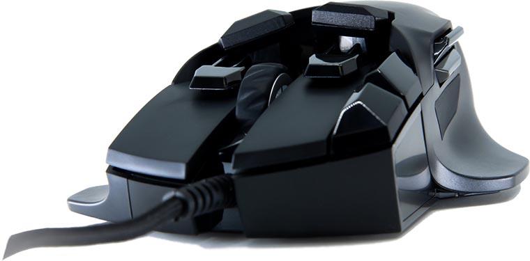 Дизайн кнопок геймерских мышей