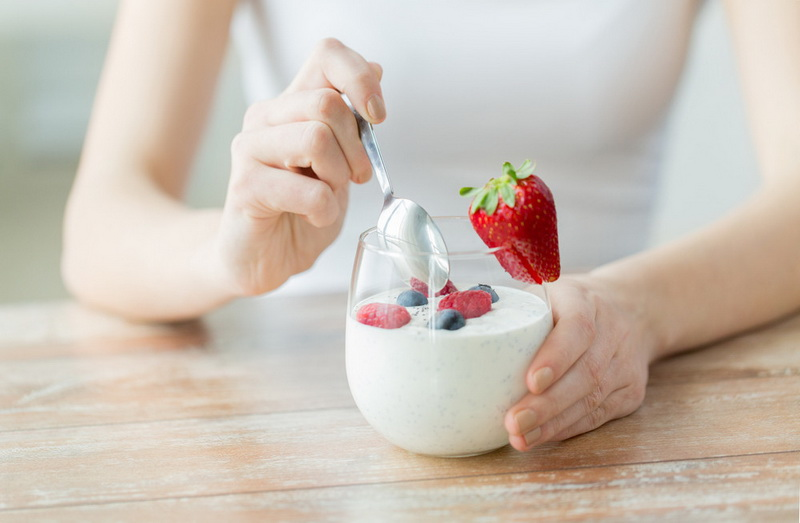 Домашний йогурт-как приготовить