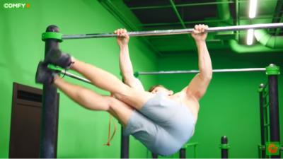 Эффективное упражнение для косых мышц живота