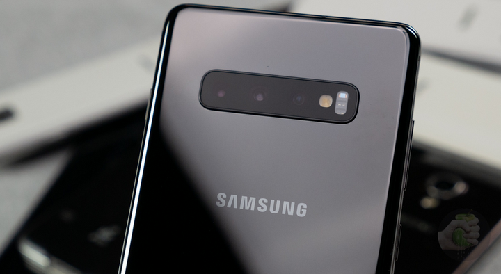 Galaxy S10+-основная камера