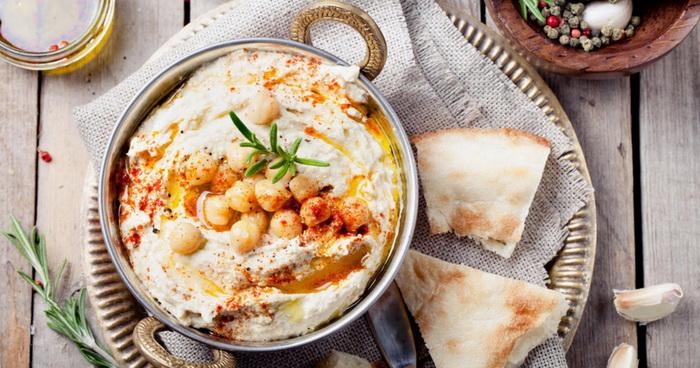 Хумус-особенности национального блюда