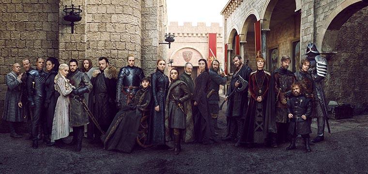 Игра престолов актеры
