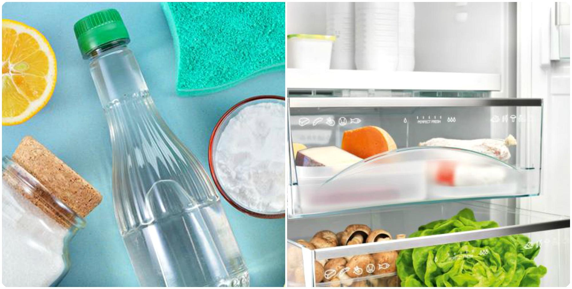 Избавляемся от плохого запаха в холодильнике - народные средства для холодильника
