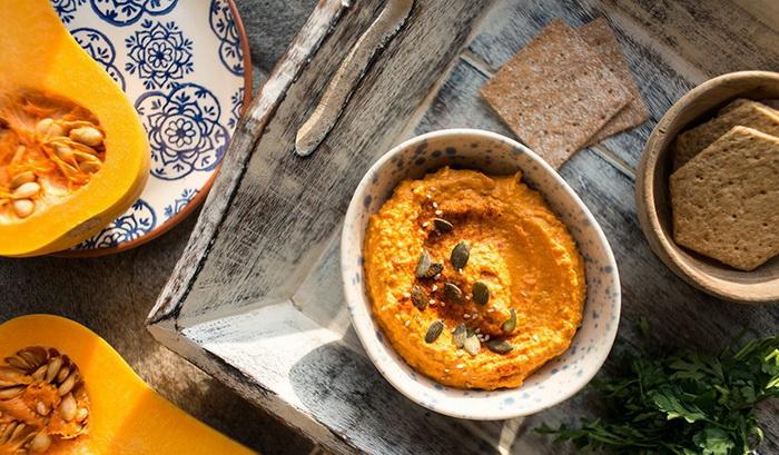 Как приготовить тыквенный хумус-вкусные рецепты