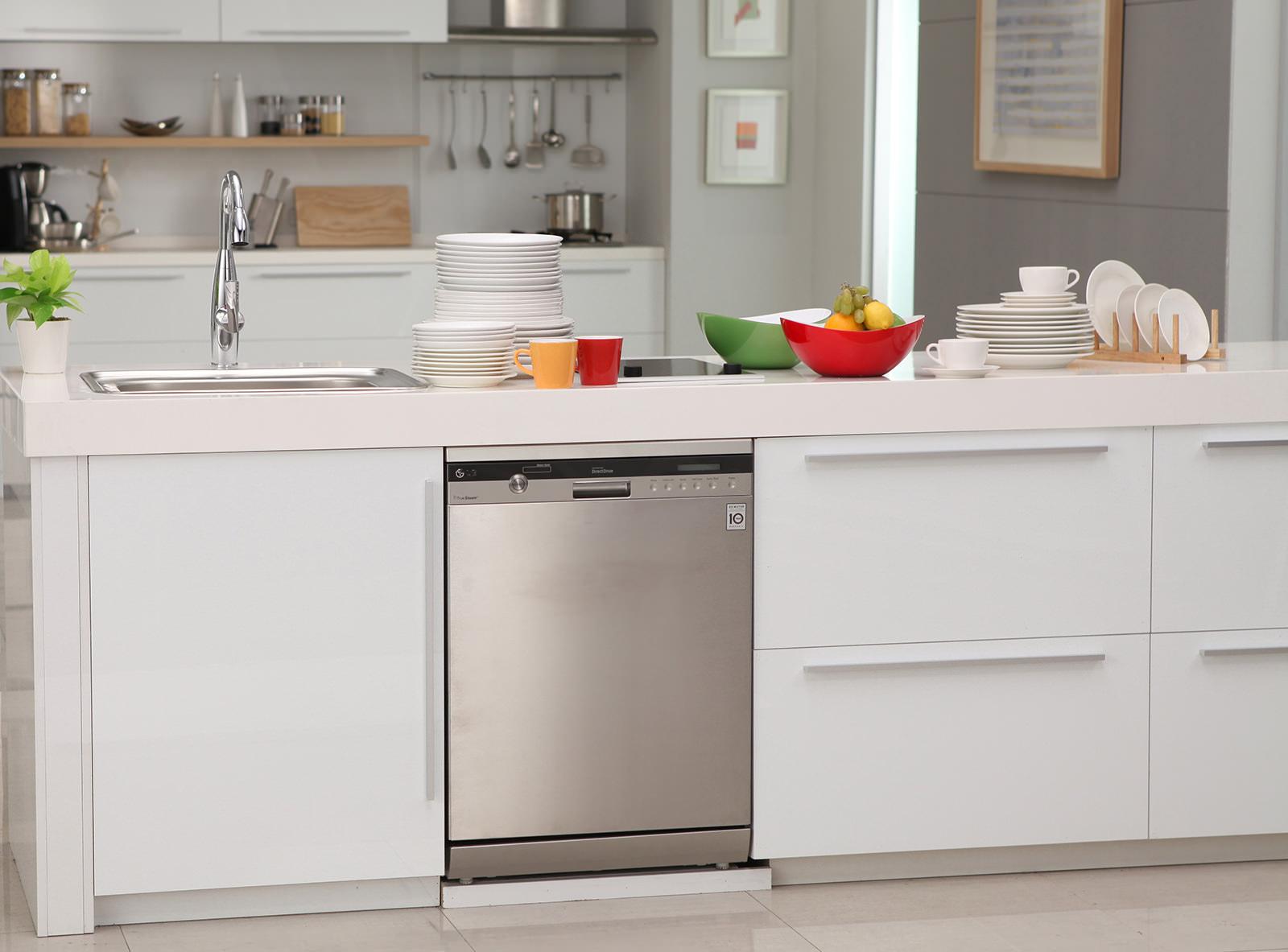 Как выбрать посудомоечную машину - посудомоечная машина под столешницей
