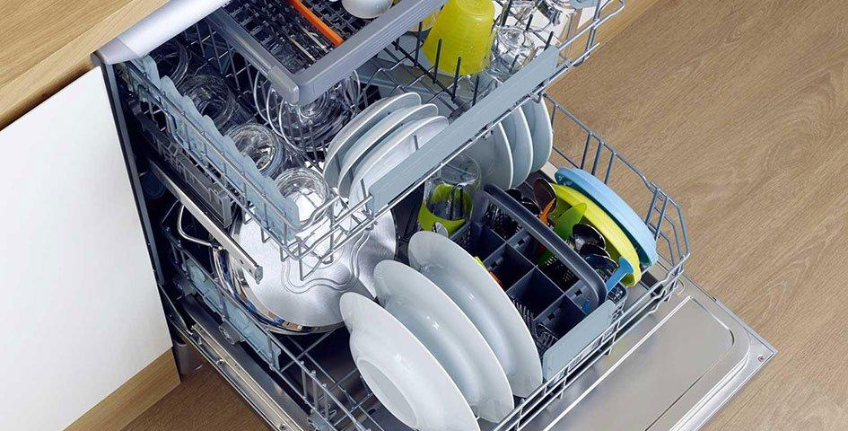 Как выбрать посудомоечную машину - правильно загрузить посудомойку