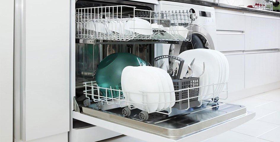 Как выбрать посудомоечную машину - сухая посуда в посудомойке