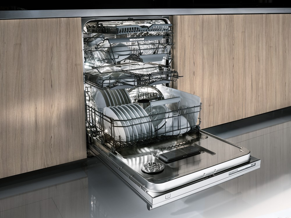 Как выбрать посудомоечную машину - встроенная посудомоечная машина