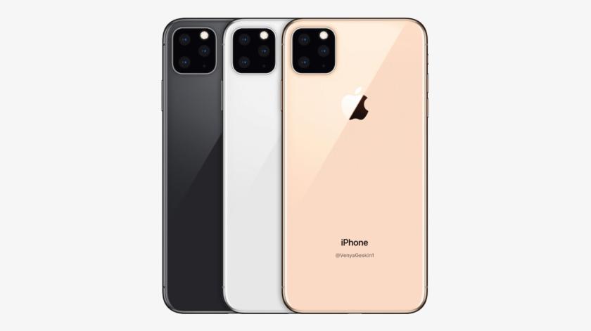 Каким будет iPhone 11 и 11 Max 4