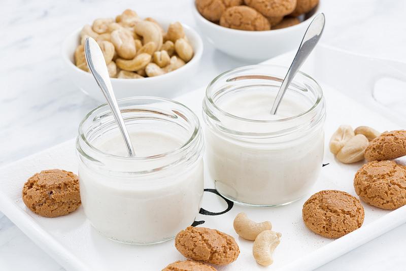 Кешью йогурт-целебный напиток