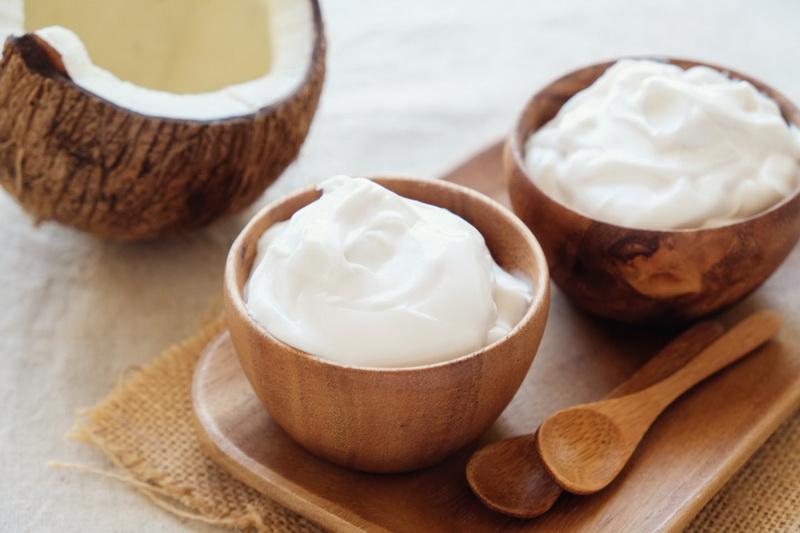 Кокосовый йогут-здоровое питание