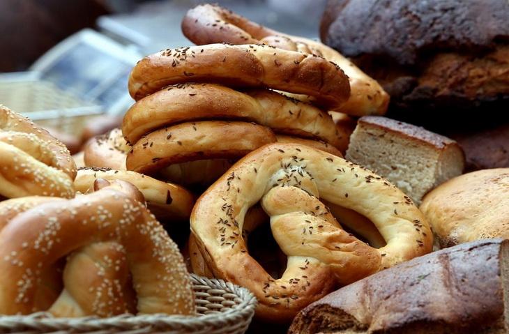 Ковриги-еда в Румынии