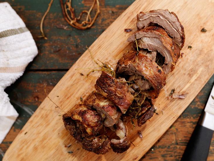 Кукореч-турецкое блюдо