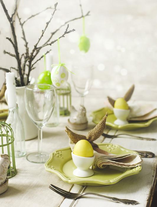Куркума-как окрасить пасхальные яйца