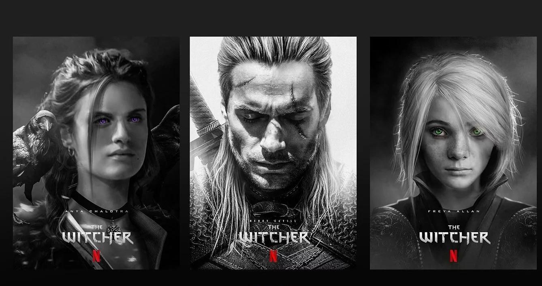Netflix выпускает целый сериала о Ведьмаке 2