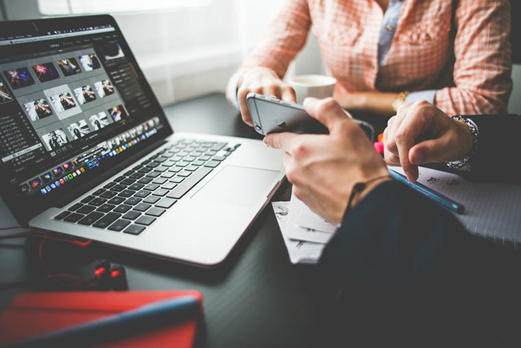 Ноутбук для графического дизайнера