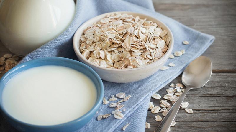 Овсяный йогурт-низкокалорийный