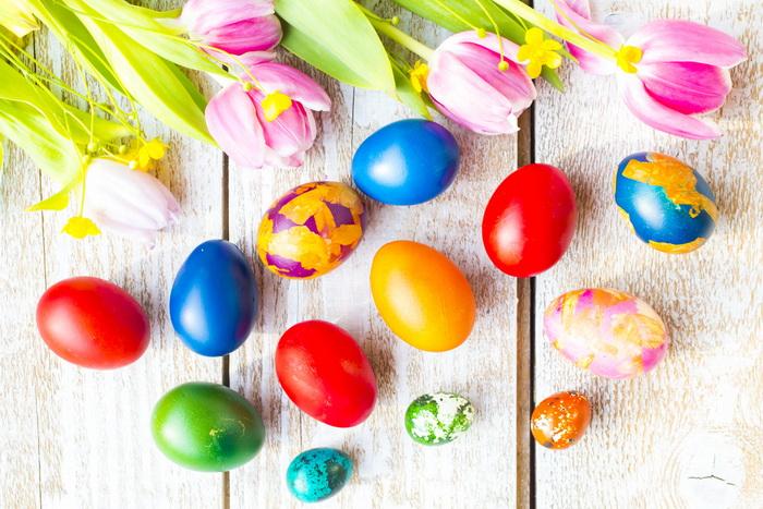Перепелиные яйца-мраморный узор