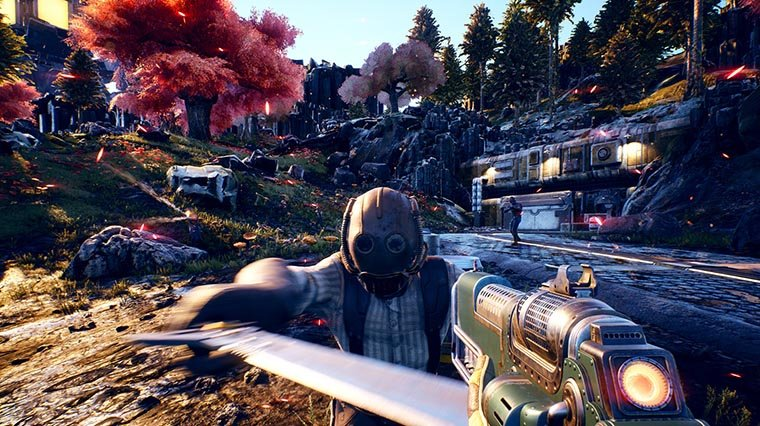 Персонажи The Outer Worlds