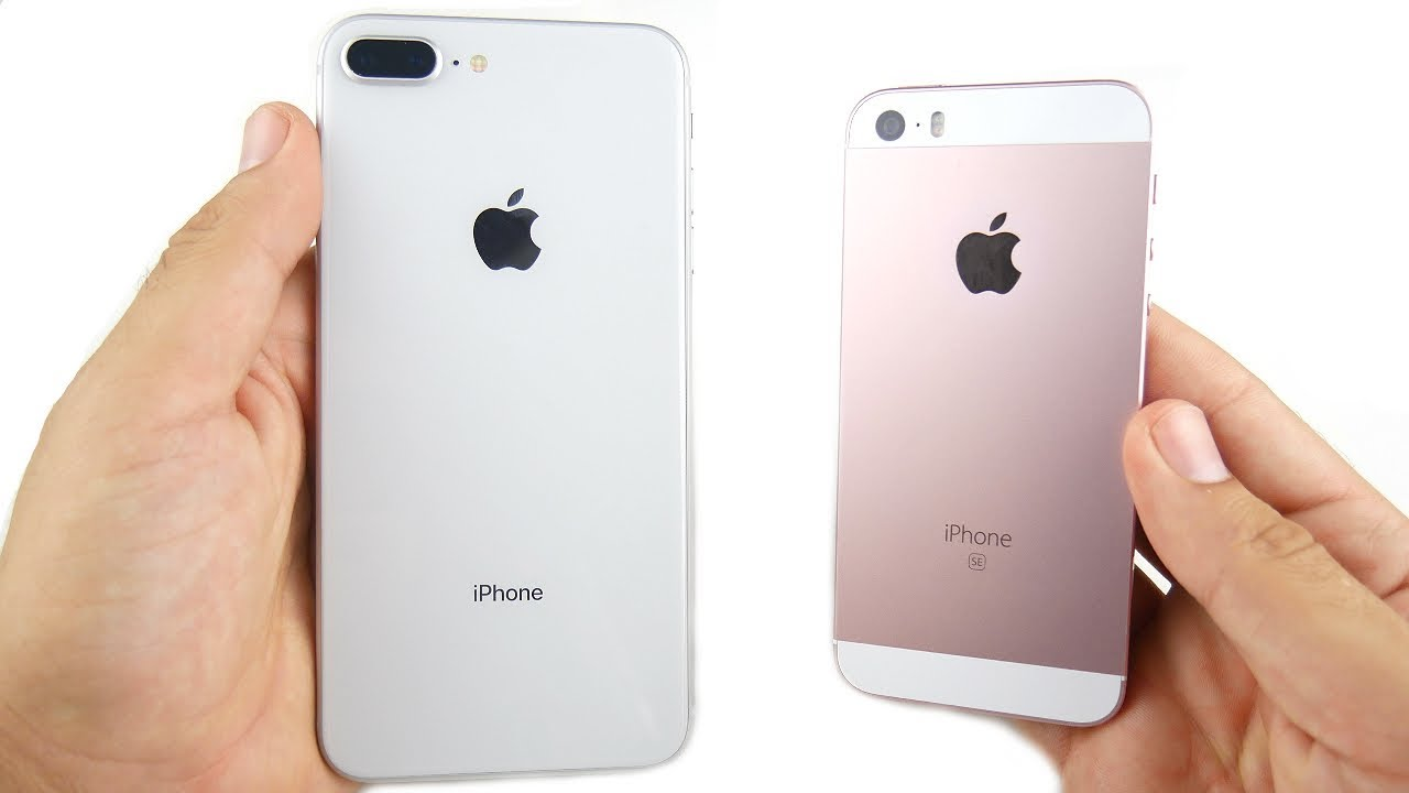 Первые слухи о iPhone SE второго поколения 1
