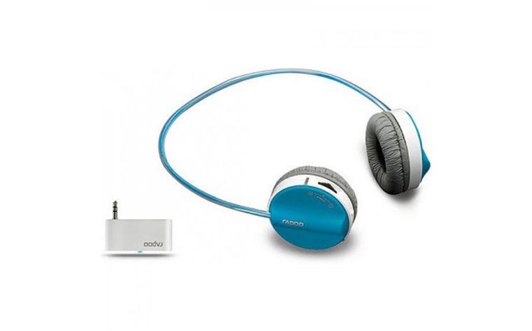 Rapoo Wireless Stereo Headset H3070