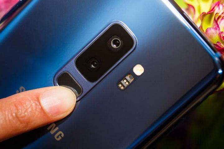 Samsung Galaxy S9 Plus-двойная камера