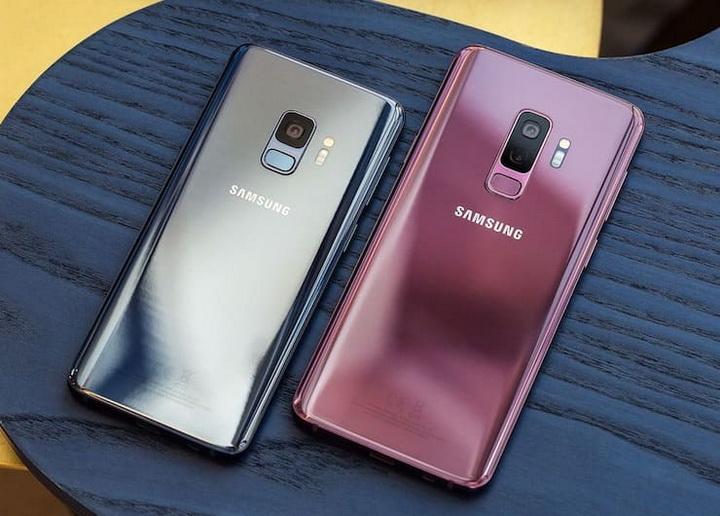 Samsung Galaxy S9 и Galaxy S9 Plus-дизайн смартфонов