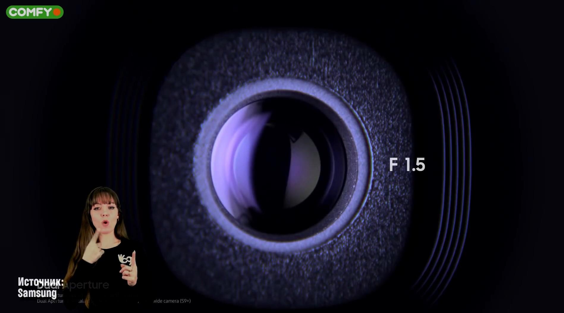 Смартфон изнутри Камера. Часть первая 6а