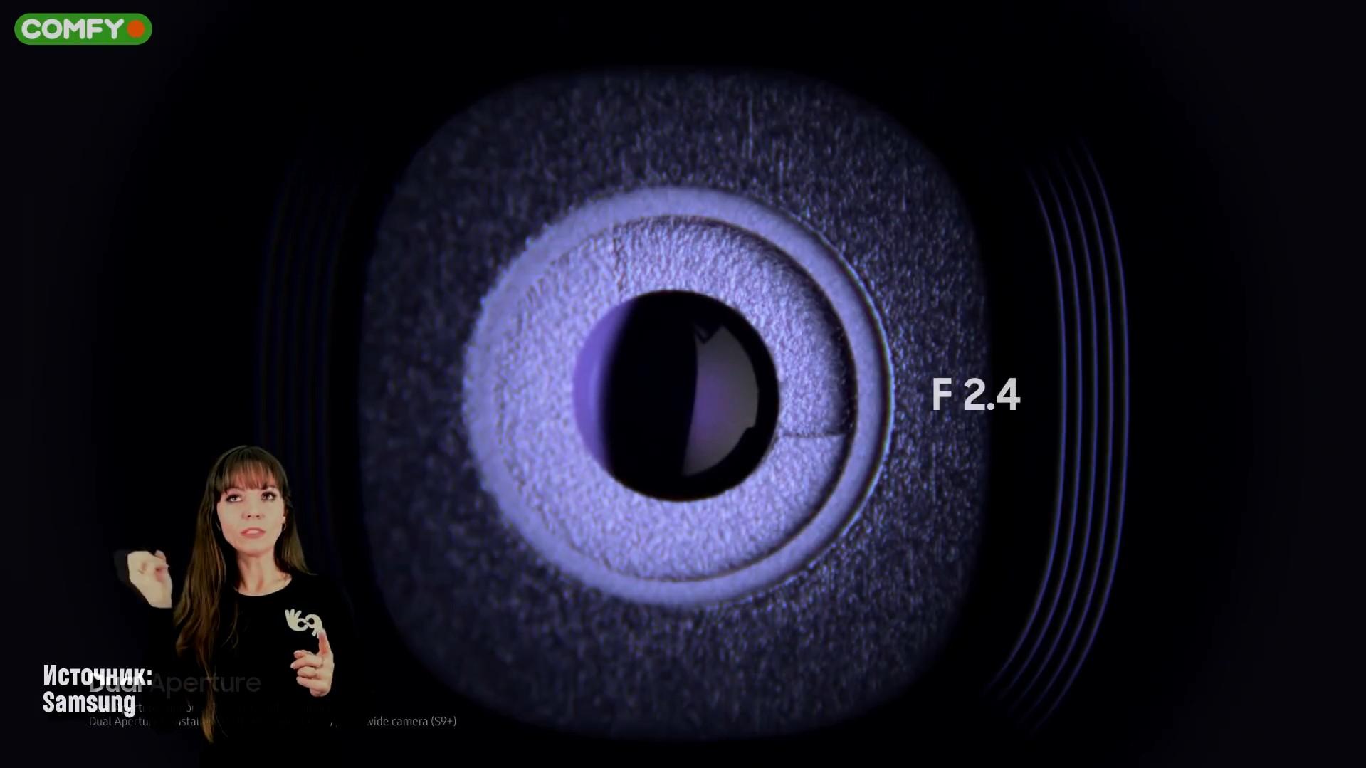 Смартфон изнутри Камера. Часть первая 6б