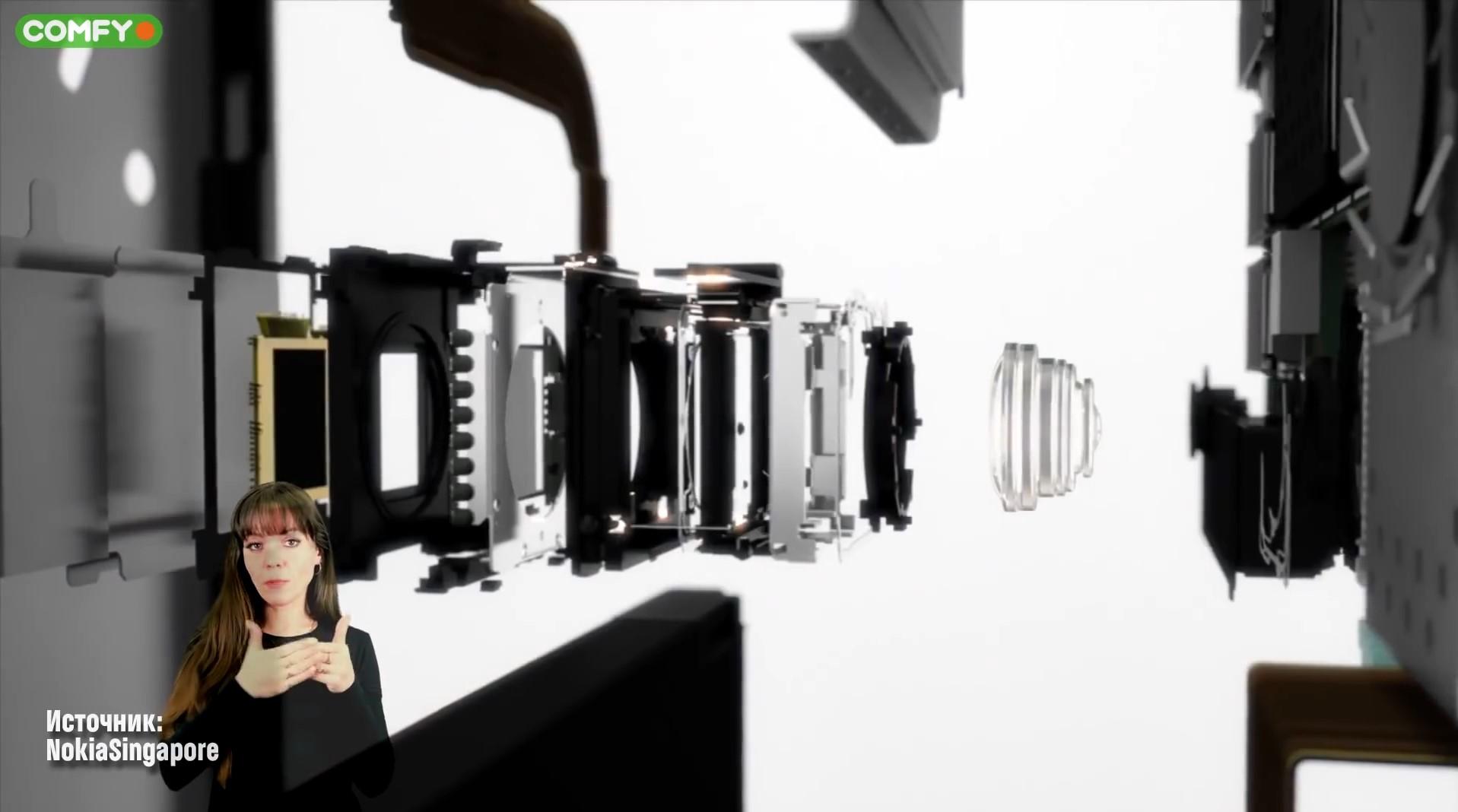 Смартфон изнутри Камера. Часть первая 7