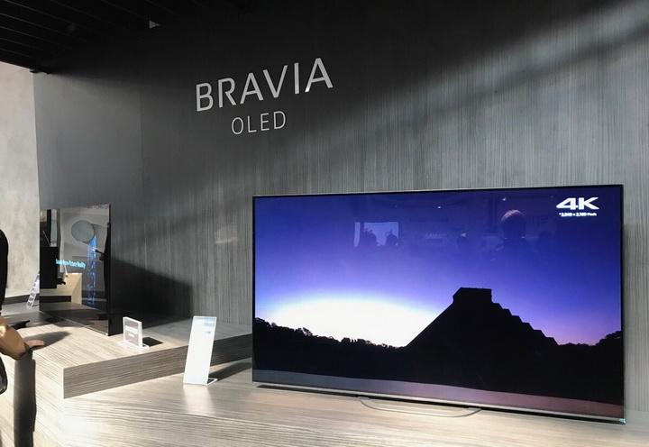 Sony-на CEE-2019 телевизоры
