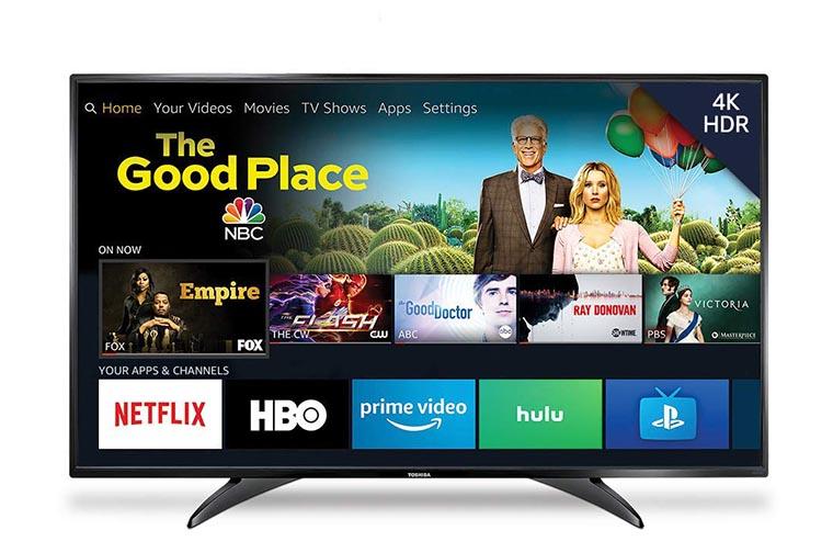Телевизор с опцией Smart TV