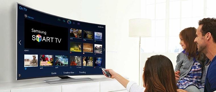 Умный телевизор в доме